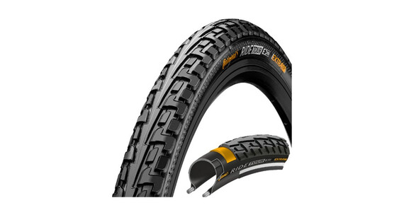Continental Ride Tour band 24 x 1,75 draadband zwart